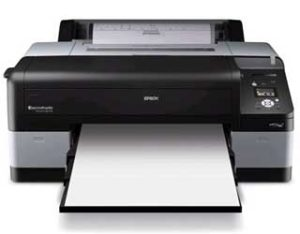 طابعة Line printers